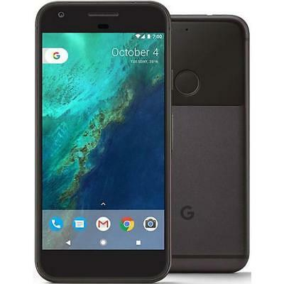 Google Pixel - 32GB - Black (Verizon + GSM Unlocked; AT&T / T-Mobile) Smartphone