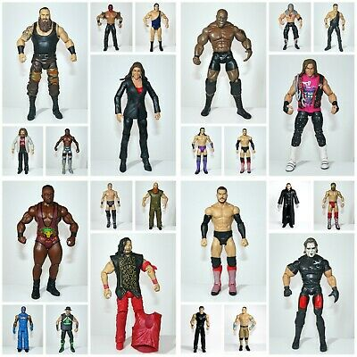WWE Wrestling Toy Figures  (Elite  Classic Superstars)