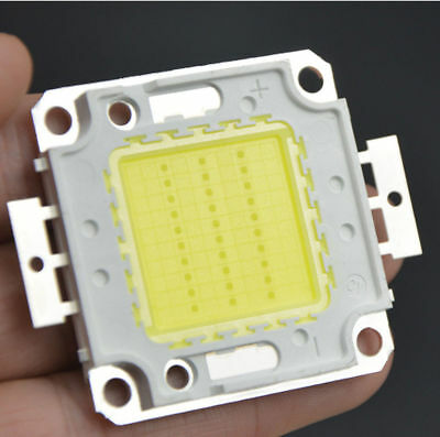 LED Lamp Light COB SMD Bulb Chip DIY 10W 20W 30W 50W 70W 100W 12V-36V HighPower