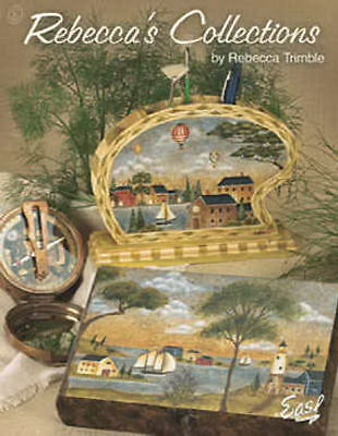 Rebecca's Collections Vol. 1 Rebecca Trimble Painting Book NEW