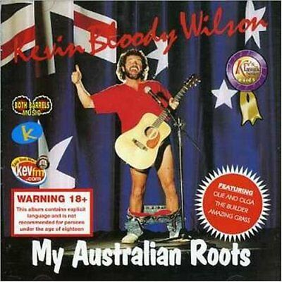 Kevin Bloody Wilson-My Australian Roots (US IMPORT) CD NEW