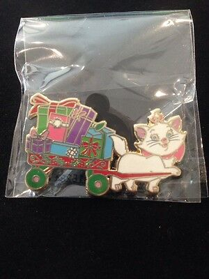 Disney Pin DSF DSSH Marie Toys For Tots LE 500 Aristocats