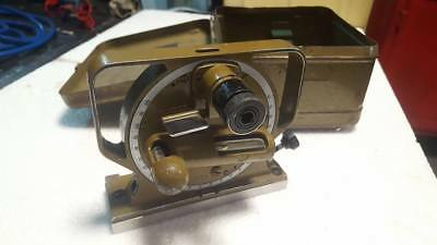 High  Micro -precision Level Industrial aircraft Theodolites Wyler ? OLD  Ussr ?