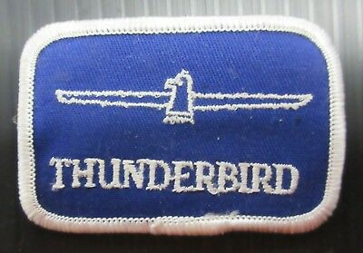 New Vintage Embroidered Thunderbird Patch (1970's)