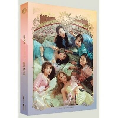 Gfriend-[Time For Us]2nd Album Daytime CD+Book+Card+Pop-Up+etc+Pre-Order+Gift