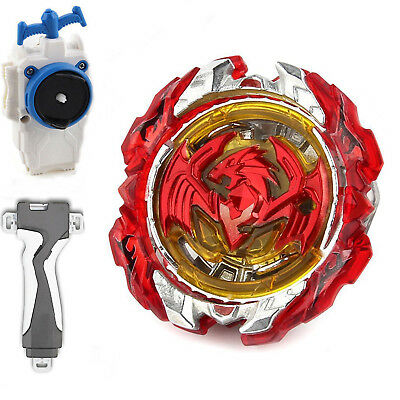 Beyblade Burst B-117 REVIVE PHOENIX.10Fr Starter w/ + Launcher + Grip Burst Toy