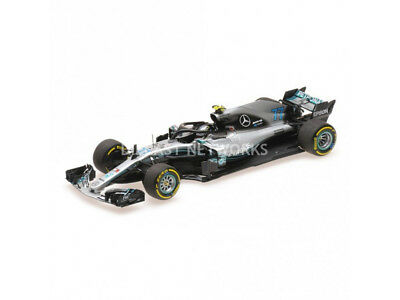Minichamps - 1/43 - Mercedes - Benz F1 W09 Eq Power+ - 2018 - 410180077