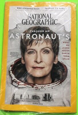 National Geographic March 2018 Subscription Edition Nip!