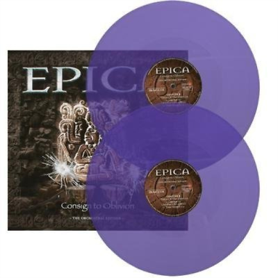 Epica-Consign To Oblivion ? The Orchestral Edition (Uk Import) Vinyl New