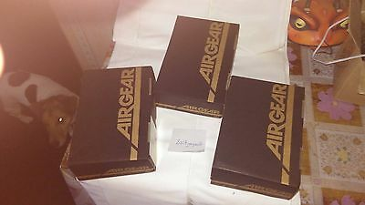 Lot coffret collector dvd AIR GEAR STORM RIDER'S EDITION