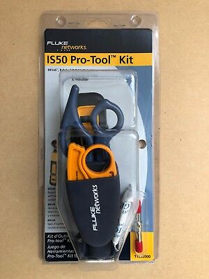 Fluke Networks IS50 Pro-Tool Kit