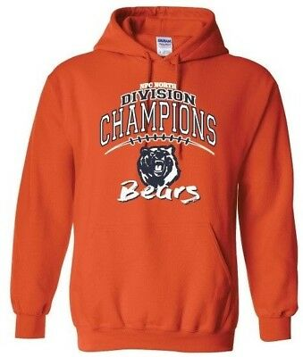 4039fb11 CHICAGO BEARS LOGO NFC North NFL Football Team Apparel Mens 2XL XXL ...