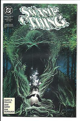 Swamp Thing # 121 (Dc Comics, July 1992), Nm