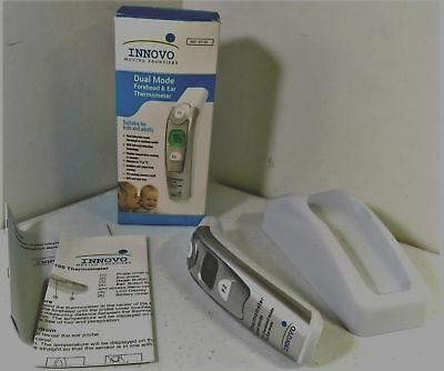 Innovo Dual Mode Forehead & Ear Thermometer (INV-EF100) 919-W62
