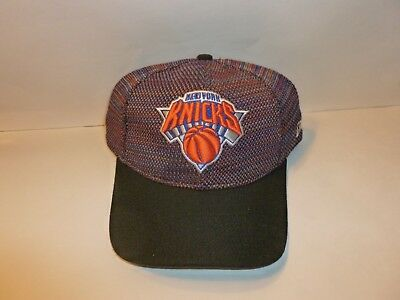 47a5594ef authentic new york knicks new era nba pure leather dad hat 81d7b 3557c