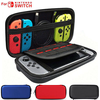 For Nintendo Switch Travel Carrying Case Bag Portable Storage Hard Shell Cover