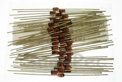 1N473x 1N474x 5.1V-30V options 1W Power Zener Diodes DO41 Glass 10-100pcs