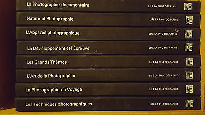 8 Livres Photo Timelife