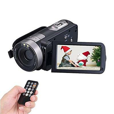 Videocamera full HD 1080p 24.0 MP webcam video camera 16 x Zoom digitale (YQZ)