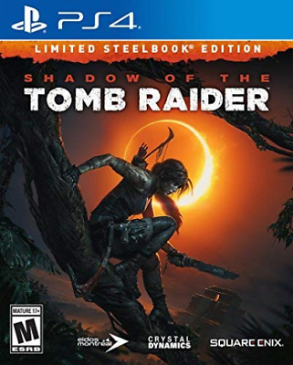 Shadow Of The Tomb Raider Ps4 Game Neuf