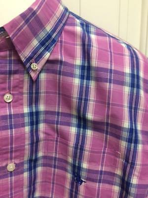 Knights Of The Round Table Button Down Short Sleeve Shirt, XL