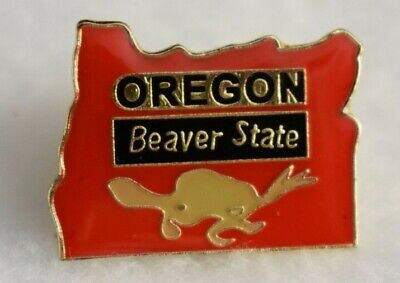 Oregon State colorful lapel pin Nice NEW!!!