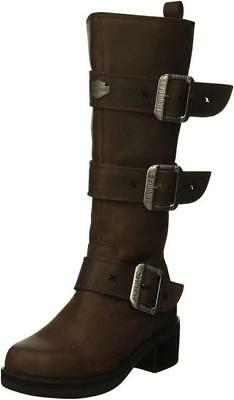 47453210d79c HARLEY-DAVIDSON WOMEN S DARTON 8-Inch Leather Motorcycle Boots ...