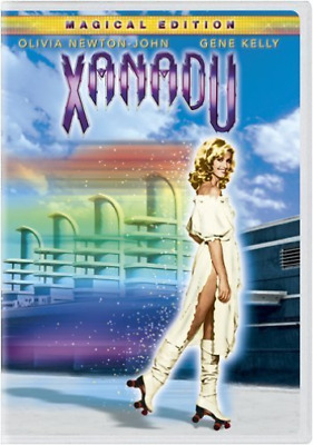 Newton-John,Olivia-Xanadu (Magical Edition) (Us Import) Dvd New