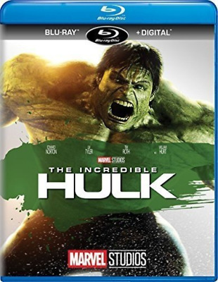 INCREDIBLE HULK-INCREDIBLE HULK (US IMPORT) Blu-Ray NEW