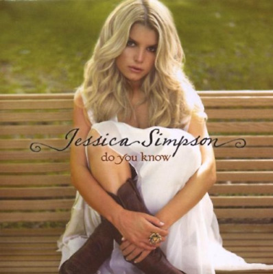 Simpson, Jessica-Do You Know (US IMPORT) CD NEW