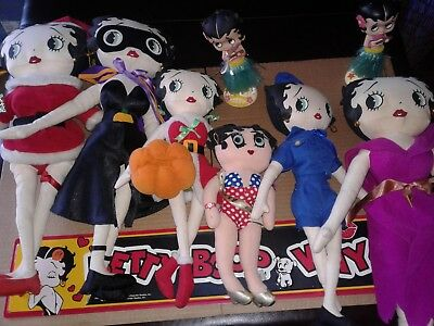huge Betty Boop collection - over 60 pieces - most new . For sale locally also