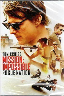 Mission Impossibile Rogue Nation Dvd