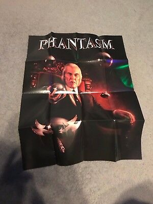 Phantasm Blu-ray Box Set Well Go USA Poster