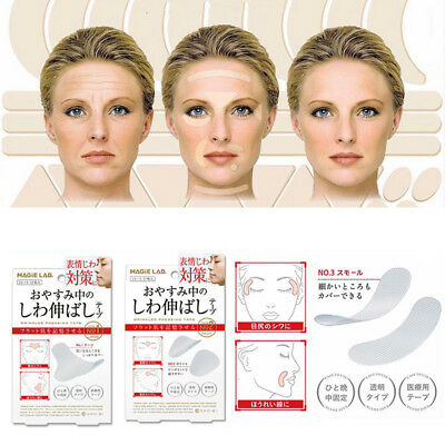 2019 Ultra Thin Facial Lift Patches for Wrinkles & Lines Firming Skin BJ