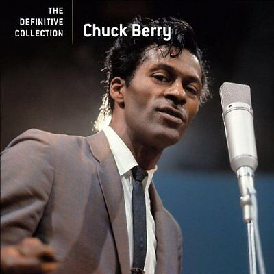 Chuck Berry Cd - The Definitive Collection [Remastered](2006) - New Unopened
