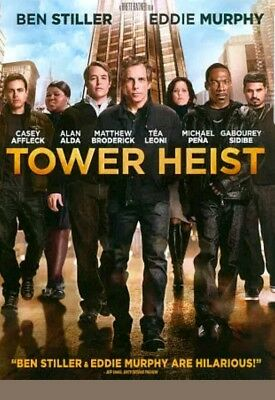 Tower Heist (DVD only)