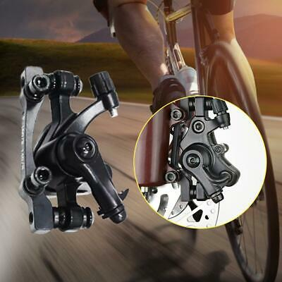 Aluminum Alloy Bicycle Rear Disc Brake Mountain Bike Brakes Mechanical Caliper