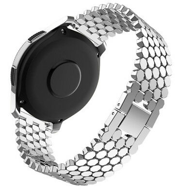 Stainless Steel Watch Band Replacement Strap For Samsung Galaxy Watch 46mm