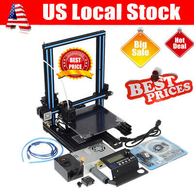Geeetech A10 3D Printer Open Source Fast Assemably High Accuracy GT2560