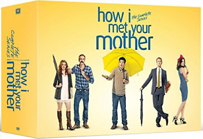 How I Met Your Mother: The ...-How I Met Your Mother: The Complete Ser Dvd Nuovo