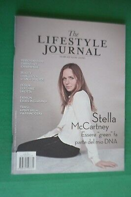 THE LIFESTYLE JOURNAL ESTATE 2014 Stella McCartney DIARY OF SLOW LIVING
