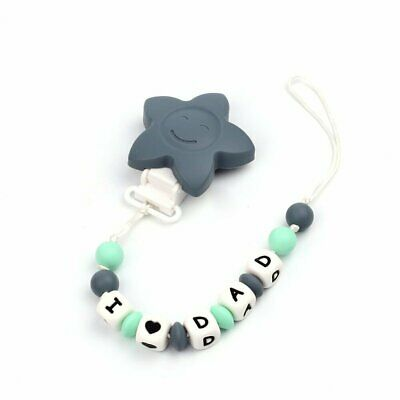 Silicone Teething Necklace, Breastfeeding Necklace, Baby Shower New Mum Gift