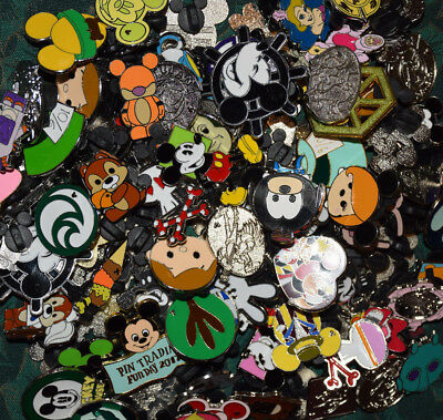 DISNEY World Disneyland trading PIN LOT 50 FAST FREE US SHIPPING 100% Tradable
