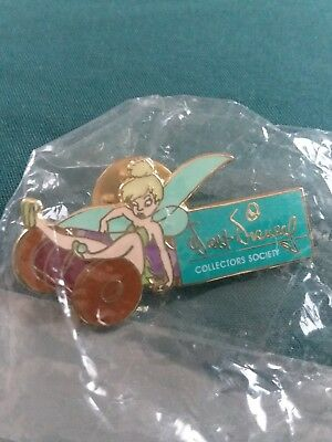 Walt Disney Collectors Society Member Exclusive Pin Tinker Bell Lil Charmer WDCC