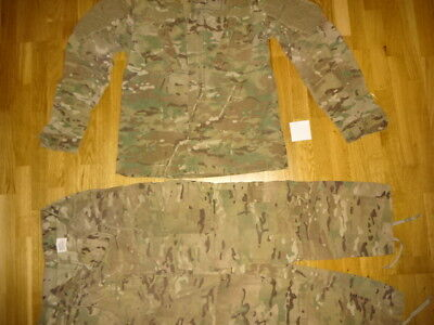 US ARMY MULTICAM SMALL REGULAR FR OCP UNIFORM HOSE JACKE TROUSERS COAT USA aa11
