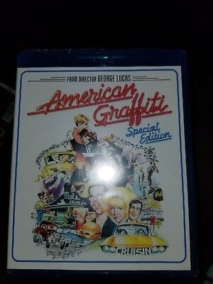 AMERICAN GRAFFITI New Sealed Blu-ray Special Edition Ron Howard Richard Dreyfuss