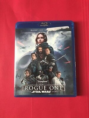 Rogue One: A Star Wars Story [Blu-Ray] BUY 3 GET 1 FREE