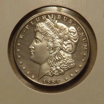 1884 S Morgan Dollar Cameo Proof (Copy)