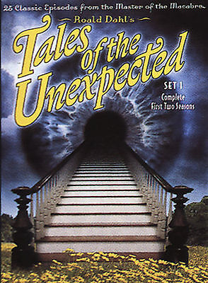 Tales of the Unexpected - Set 1 (DVD, 2004, 4-Disc Set) 2018711-2-015