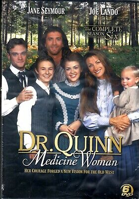 NEW 8DVD SET - DR QUINN - 3RD SEASON  - Jane Seymour, Joe Lando